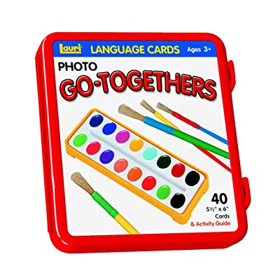 PlayMonster Lauri Photo Language Cards - Go-Togethers: Toys & Games