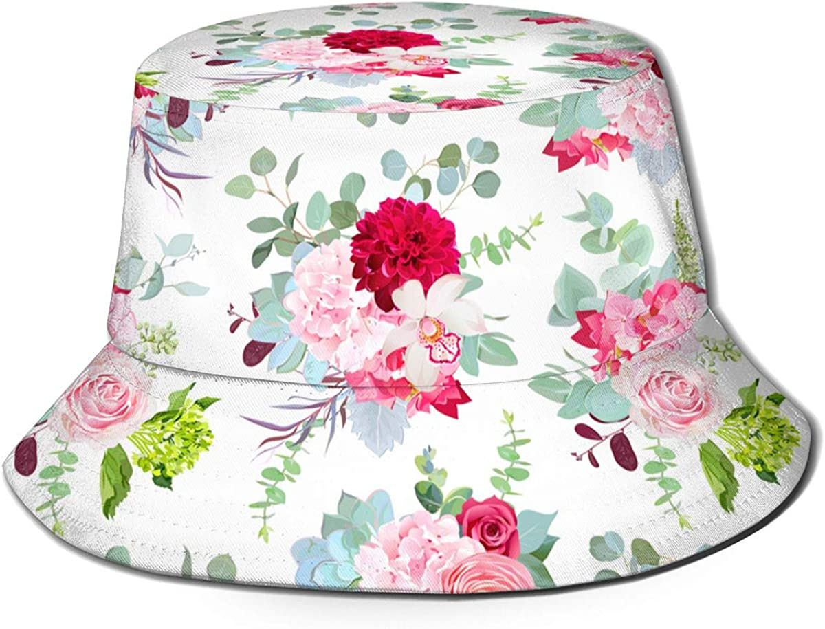 Terrazzo Unisex Bucket Hat...