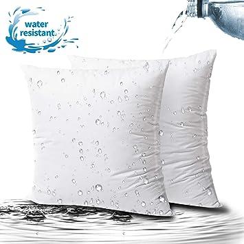 Amazon.com: Fundas de almohada hipoalergénicas con forma ...