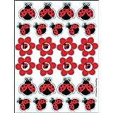 Ladybug Fancy Stickers