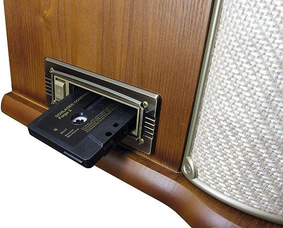 Soundmaster NR546BE Radio Digital estéreo Dab+/FM Vintage con ...