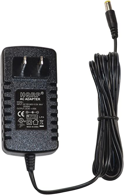 AC Adapter For Casio CTK-2000 CTK-2100 Electronic Keyboard Power Supply Charger