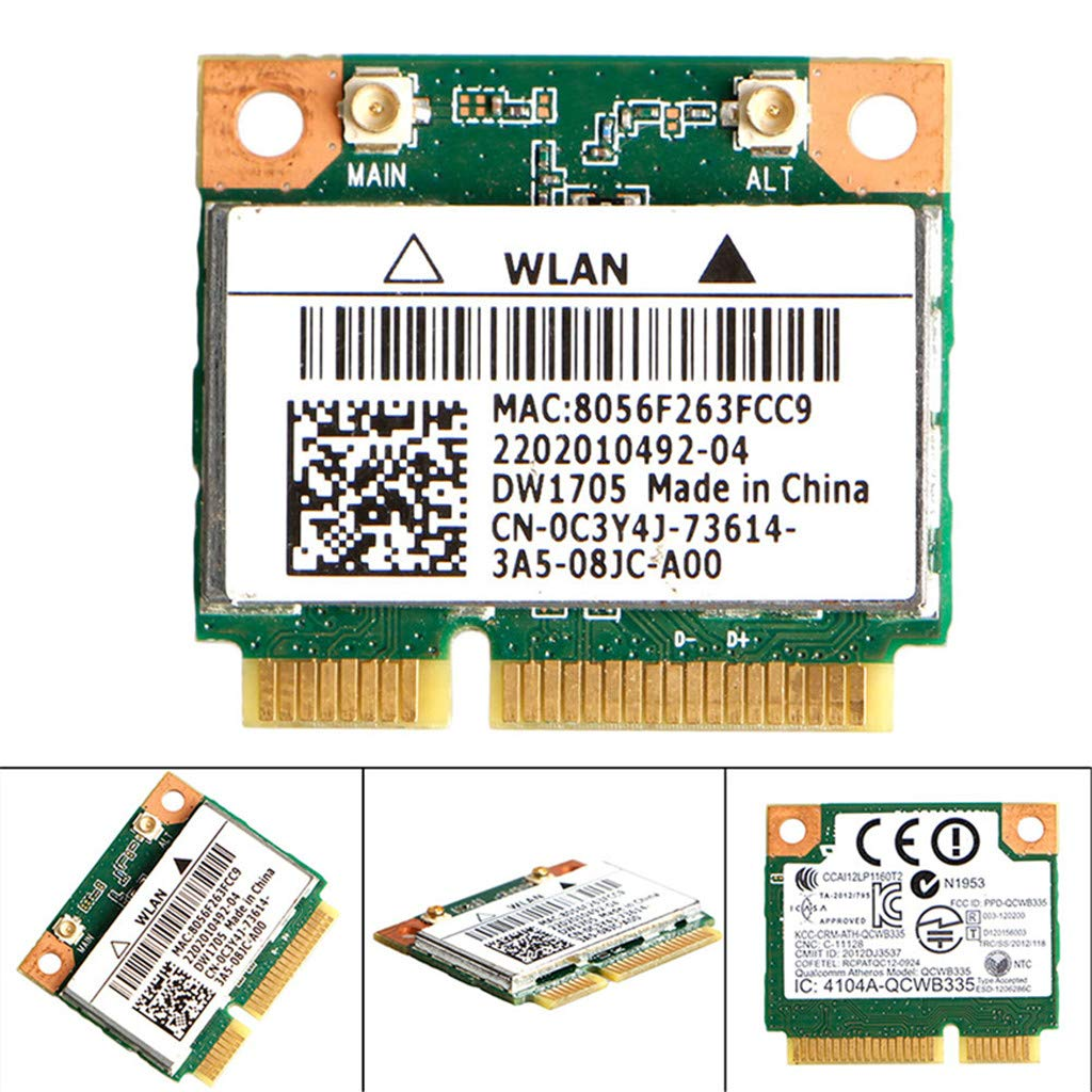 DELL WIRELESS 1704 802.11B/G/N DRIVER DOWNLOAD (2019)