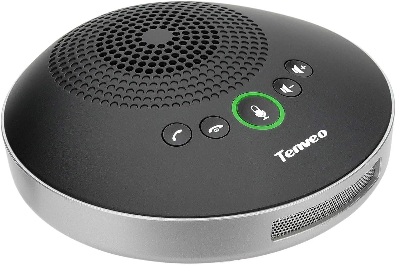 Amazon.com: Tenveo A10B Bluetooth Conference Speakerphone