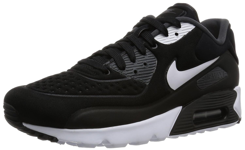 NIKE Air Max 90 Ultra SE Mens Running-Shoes 845039 B0059GU4TW 12 D(M) US|BLACK/WHITE-ANTHRACITE-WHITE