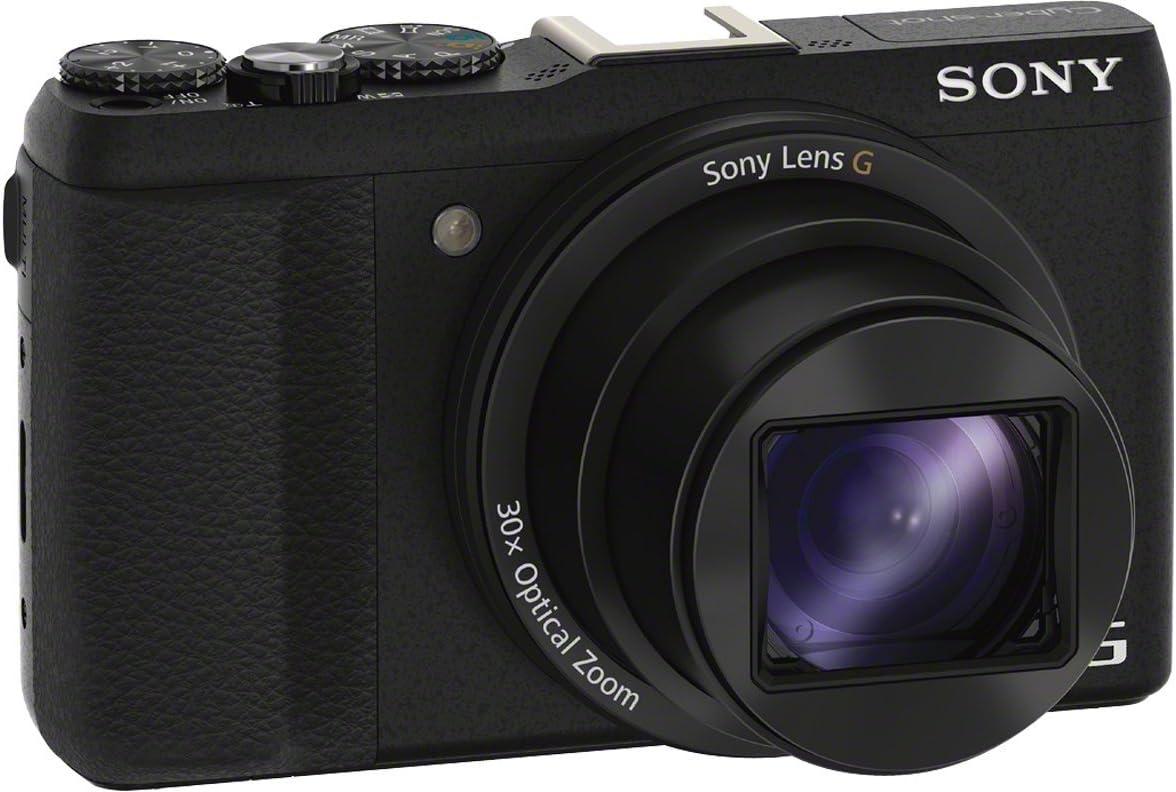 Sony Dsc Hx60v Digital Kamera 3 Zoll Schwarz Kamera