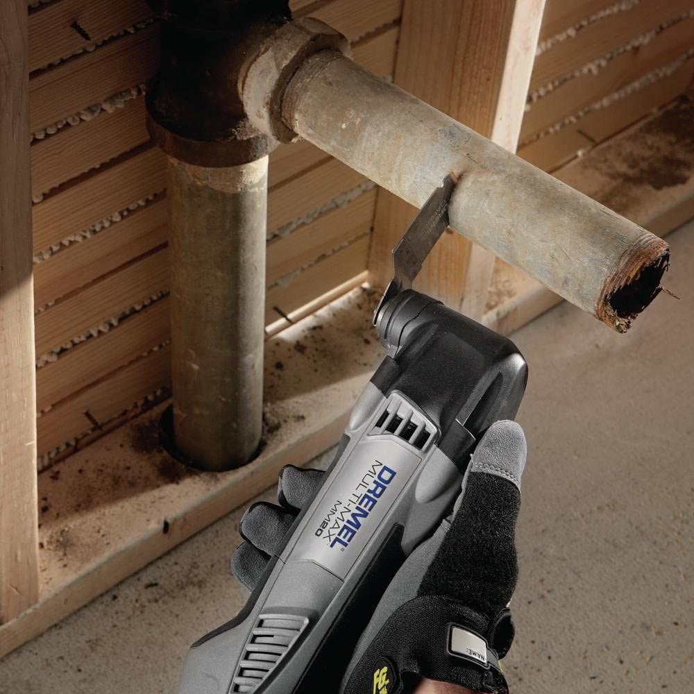 Carbide Blades Dremel MM485BU Mult-Max 1-1//2 in Wood, Metal, Cement 3 Pack
