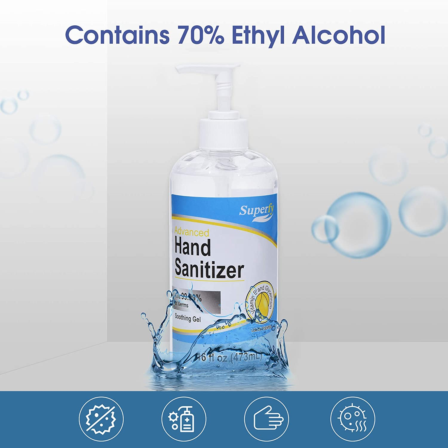 Superfy Hand Sanitizer