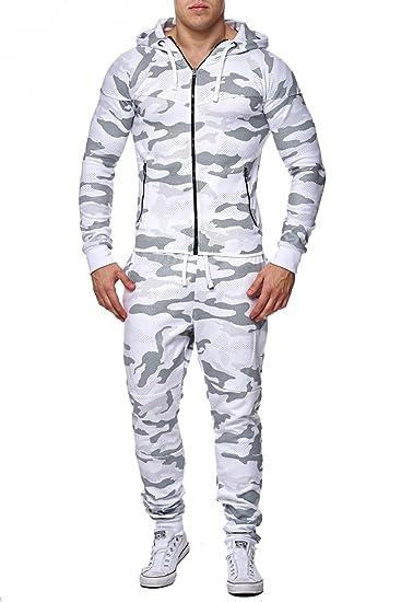 5f9e71ae046cb Herren Army Trainingsanzug Sweatpant+Sweater