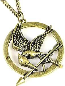 Broches inspirados en la película de Hunger Games Sockingjay Pins de H&H UK