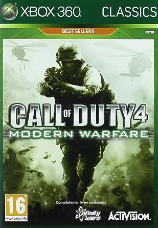 Call Of Duty 4: Modern Warfare: Amazon.es: Videojuegos