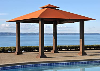 Barcelona Gazebo Replacement Canopy & Amazon.com : Barcelona Gazebo Replacement Canopy : Outdoor ...