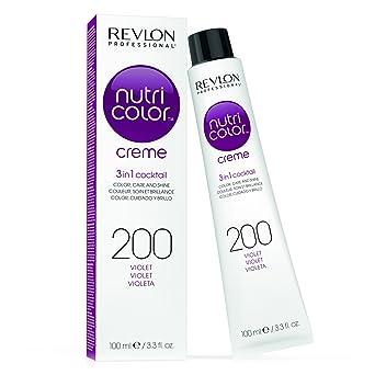 Revlon Nutri Color Creme Tinte Tono 200 Violeta - 100 ml ...