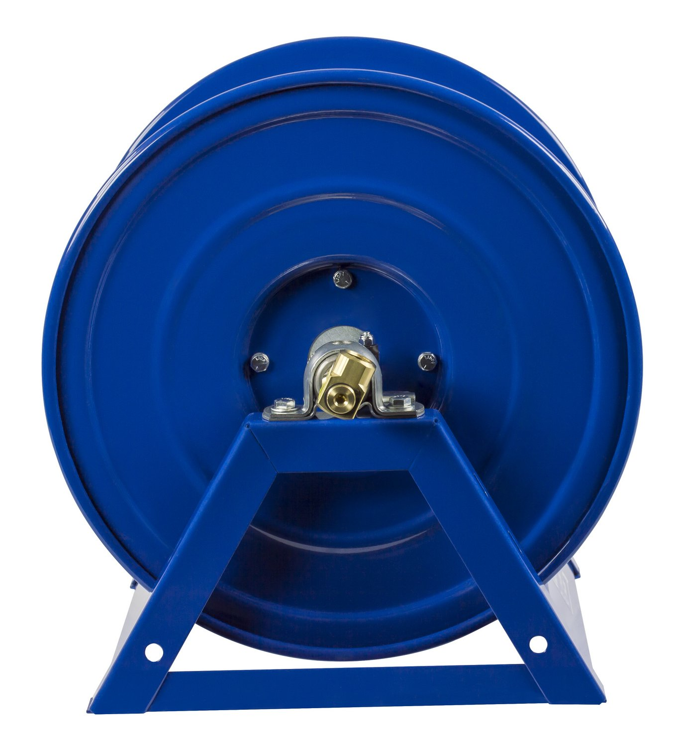 Coxreels 1125-4-100 Steel Hand Crank Hose Reel, 1/2'' Hose I.D., 100' Hose Capacity, 3,000 PSI, without Hose, Made in USA by Coxreels (Image #4)