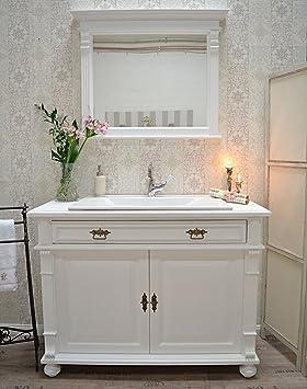 País & Amor de Muebles de baño GmbH arou: rústico de Lavabo,