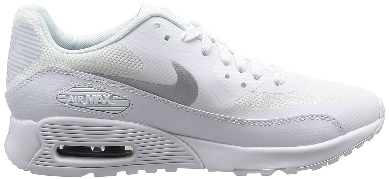 Gentlemen/Ladies Nike Women's W WHITE/METALLIC Air Max 90 Ultra 2.0, WHITE/METALLIC W PLATINUM-WHITE Long-term reputation Highly praised and appreciated by the consumer audience Different goods WB13601 8efac3