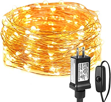 3 Core Round Transparent PVC Electrical Cable Copper Wire Home Lighting