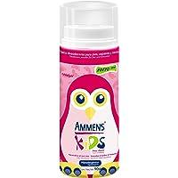 Ammens Kids Fresa Talco Desodorante para Pies y Calzado, 90g