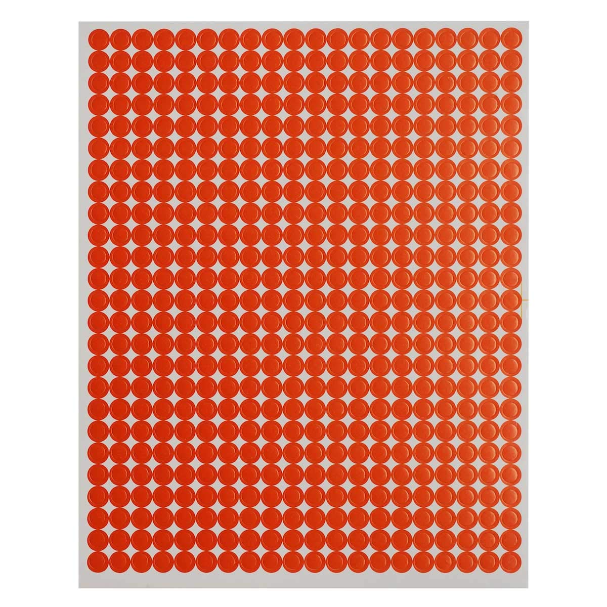 Orange ONUPGO Pack of 5000 1//4 Round Color Coding Dot Labels Sticker Removable Circle Colors Dot Labels