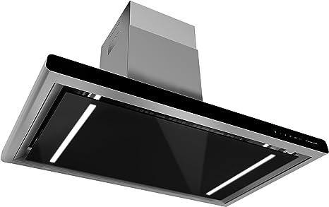 frecan – Campana Pared impress – 90 cm: Amazon.es: Grandes electrodomésticos