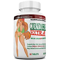 CURVIMORE Extra The Only Breast Enlargement, Butt Enhancement, Bust Enhancement,...