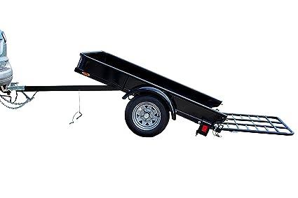 Amazon.com: 4x6 Mighty Multi Utility Trailer: Automotive