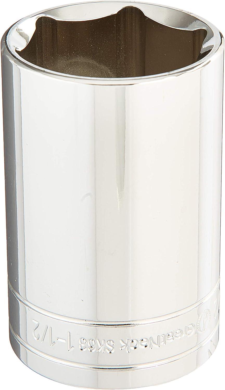 Sunex 248 1//2-Inch Drive 6 Point Impact Socket 1-1//2-Inch Sunex International 248D
