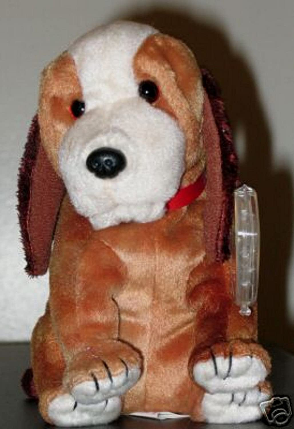 MINT with MINT TAG TY HOLMES the DOG BEANIE BABY