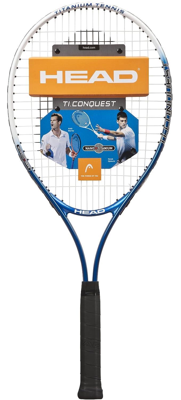 Head Ti B004K765WG Ti Conquestテニスracquet-strung U20 U20 B004K765WG, YOU:c6ae7b5f --- cgt-tbc.fr