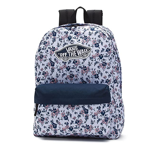 Vans Realm Backpack Floral