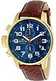 Invicta Reloj Cronógrafo para Hombre de Cuarzo con Correa en Cuero 3329