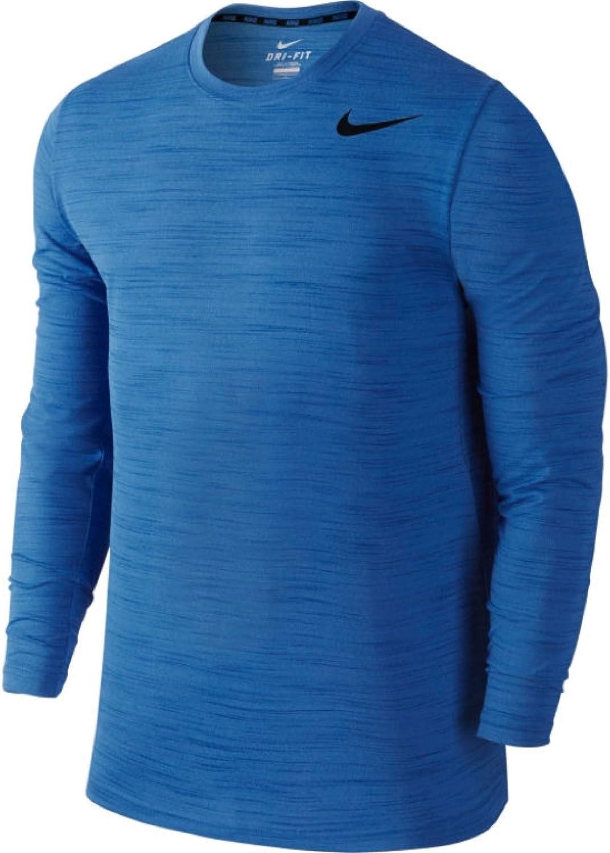 Nike Mens Dri-fit Touch L//S