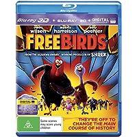 Free Birds 2D / 3D BD