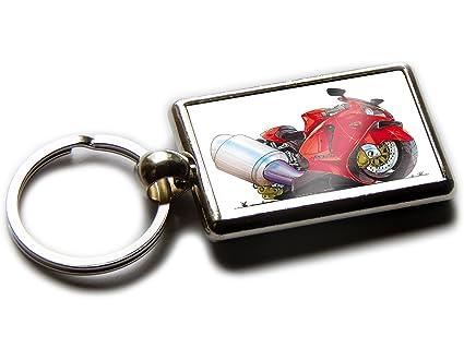 Amazon.com : Koolart Cartoon Motorbike Kawasaki Ninja ZX12R ...