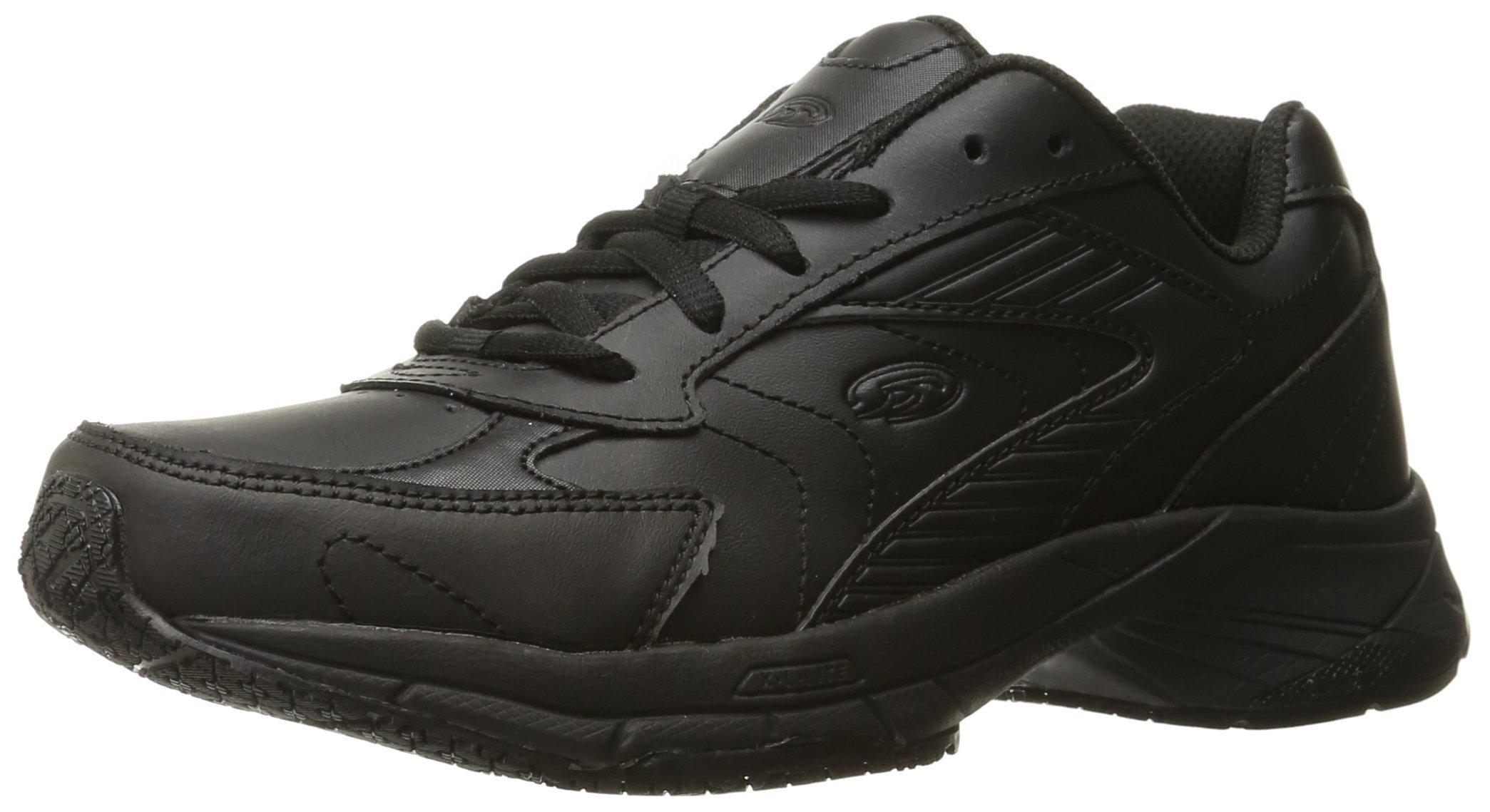 Dr. Scholl's Shoes Women's Destiny Uniform Dress Shoe, Black, 9.5 W US by Dr. Scholl's Shoes