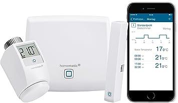 Homematic Ip Smart Home Starter Set Raumklima Intelligente