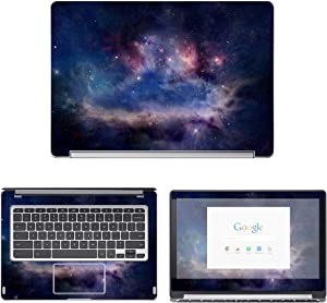 """Decalrus - Protective Decal Skin Sticker for Acer ChromeBook R13 CB5-312T (13.3"""" Screen) case Cover wrap ACchrmbkCB5_312-208"""