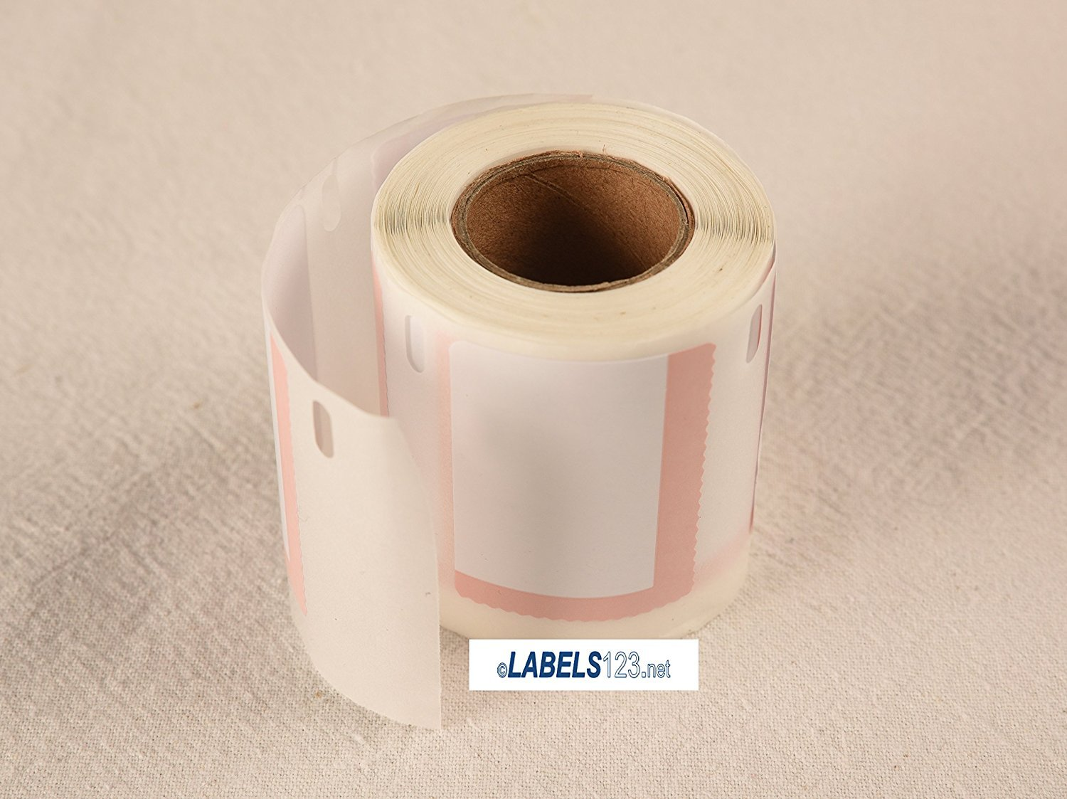 DYMO Compatible 2 Rolls Fit for Internet Postage Return Blank White Adhesive Badges 30915