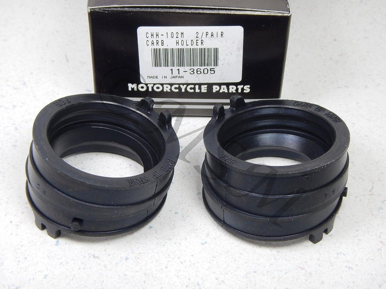 06-09 Honda CRF250R New K/&L CARB Carburetor Intake Flange Boot Set 11-3605