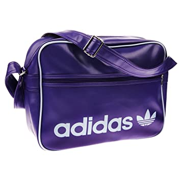 a5131149e96b adidas Originals AC Airline V87861 Unisex Adult s Shoulder Bag 38x28x12 cm  (B x H x T)