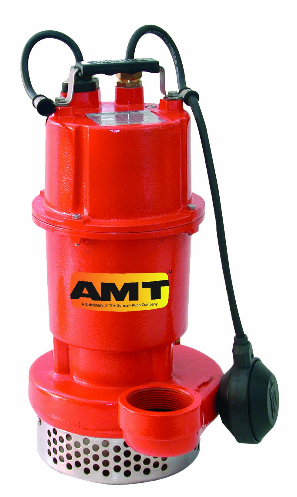 AMT Pump 5780-98 Submersible Utility Pump, Stainless Steel, 1/2 HP, 115V, Curve B, 2'' NPT Female Discharge Port