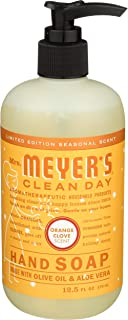 product image for Mrs. Meyer's Clean Day, Hand Soap, Orange Clove Scent, 12.5 Fl Oz