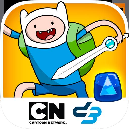 Adventure Time Puzzle Quest