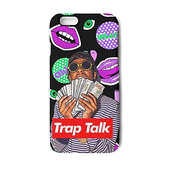 cheap for discount 3af5f fcec2 Amazon.com: Rich-The-Kid-Trap-Talk- iPhone 6 case Shockproof Anti ...