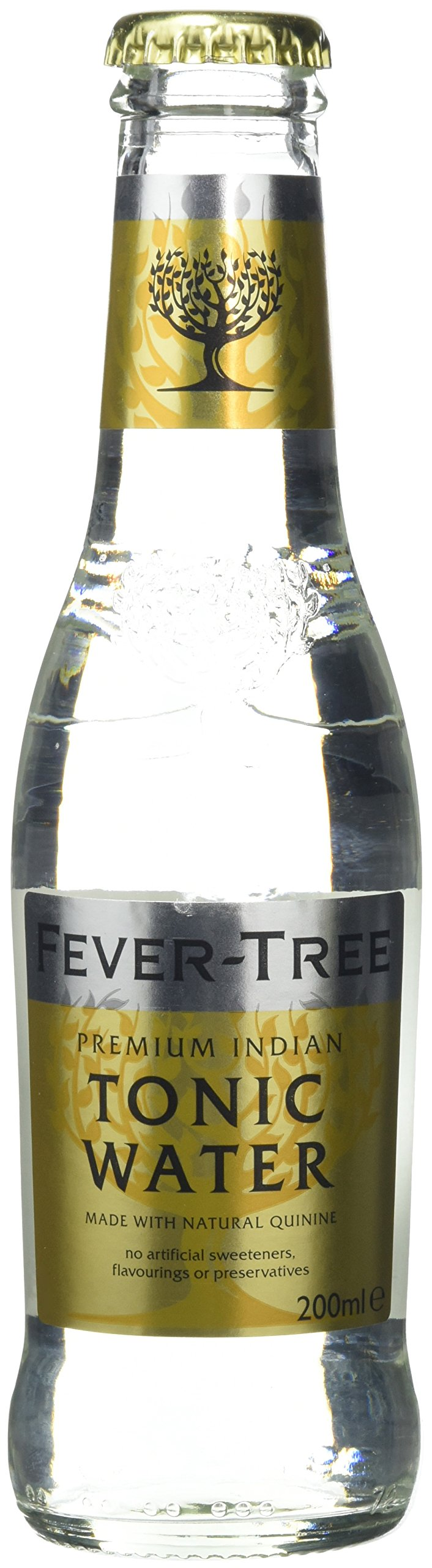Fever-Tree Indian Tonic Water 24x200ml