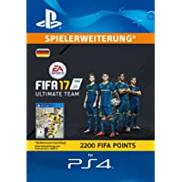 FIFA 17 Ultimate Team - 2200 FIFA Points [PlayStation Network Code - deutsches Konto]