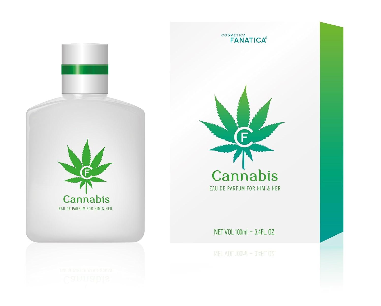 Cannabis Unisex Eau de Parfum Spray 100ml Cosmetica Fanatica