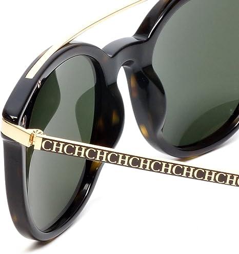 Carolina Herrera Gafas de Sol Mujer SHE690500722 (Diametro 50 mm), Multicolor, 50 Unisex-Adult: Amazon.es: Ropa y accesorios