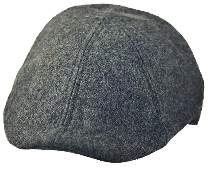 Plain Duckbill Ivy Newsboy Driving Cap Hat Grey Gray at Amazon Men s ... 46b25f647