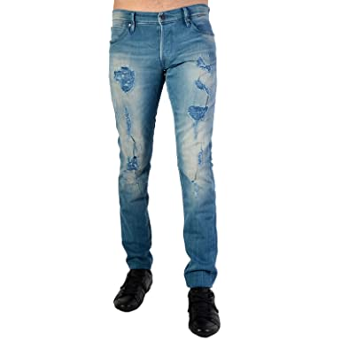 Japan Rags Jeans , Laslo 3001 Blue  Amazon.co.uk  Clothing 96ad6b81ce1